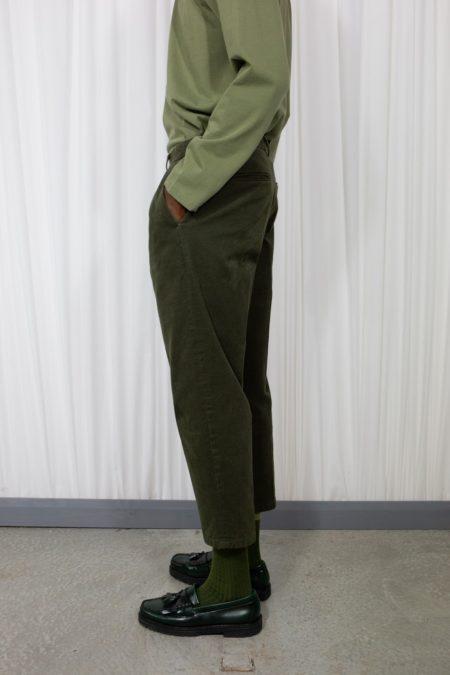 bottoms green