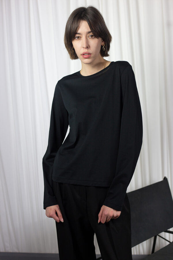 Longsleeve Black T-shirt