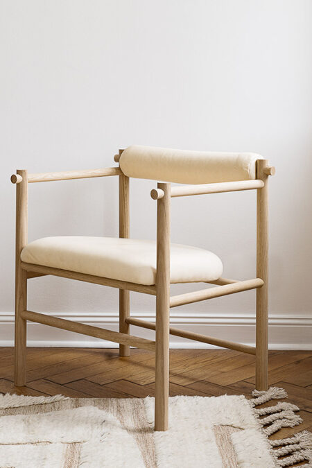 The Studio Chair by Nuts and Woods