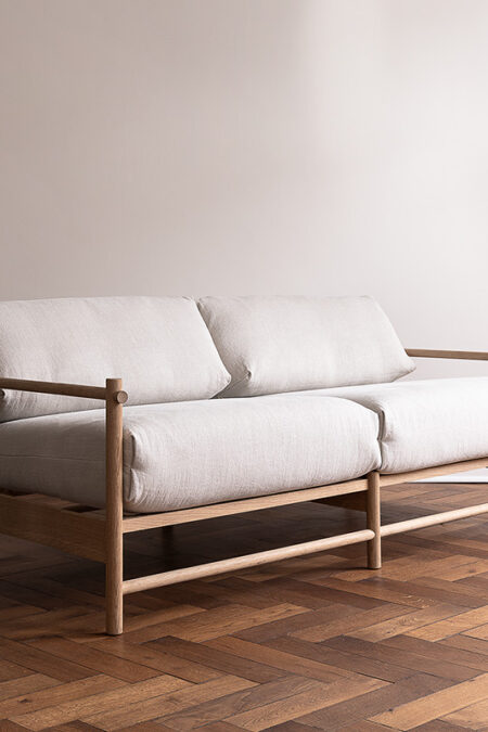 The Studio Sofa by Nuts and Woods