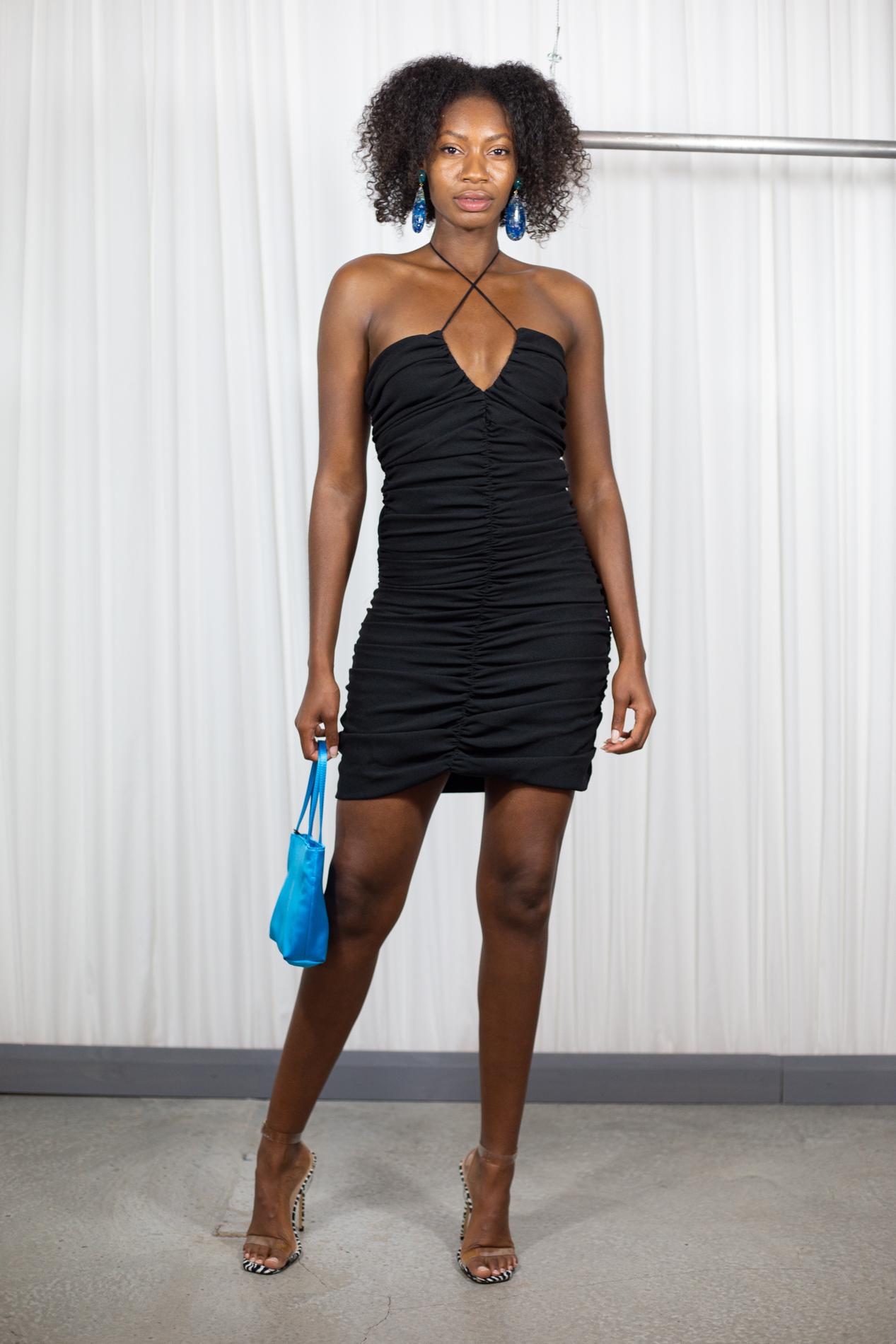 Georgia Alice Sofia Dress in Black