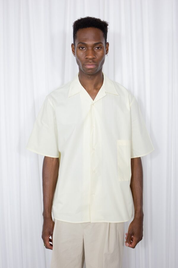 Andopen Shirt Lemon