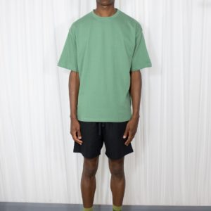 Linen Crop Shorts