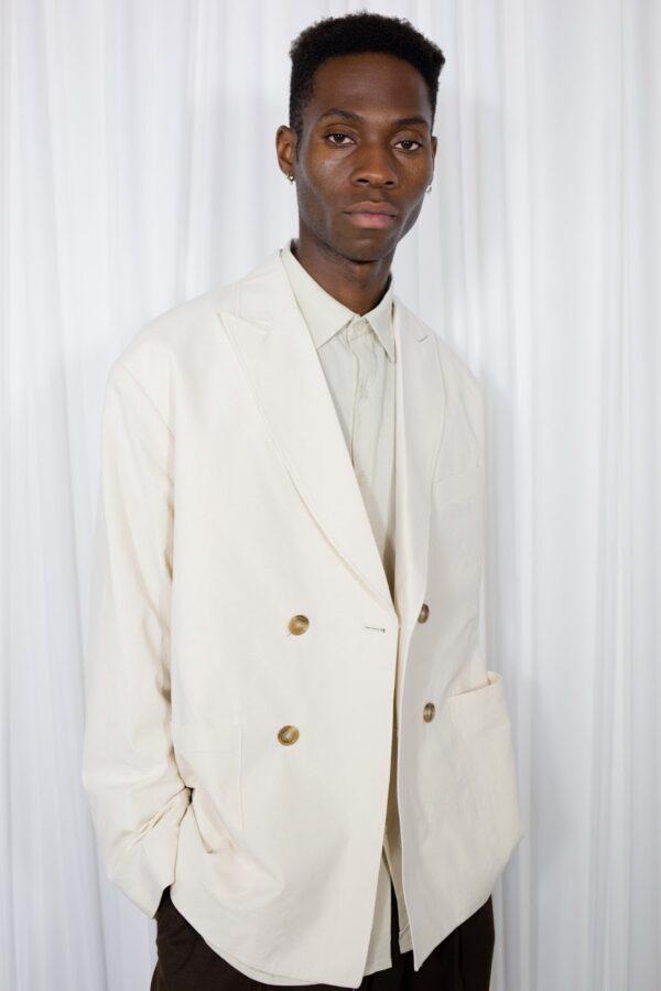 Double Jacket Beige