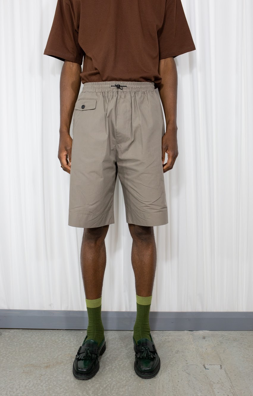 Pocket Banding Pant