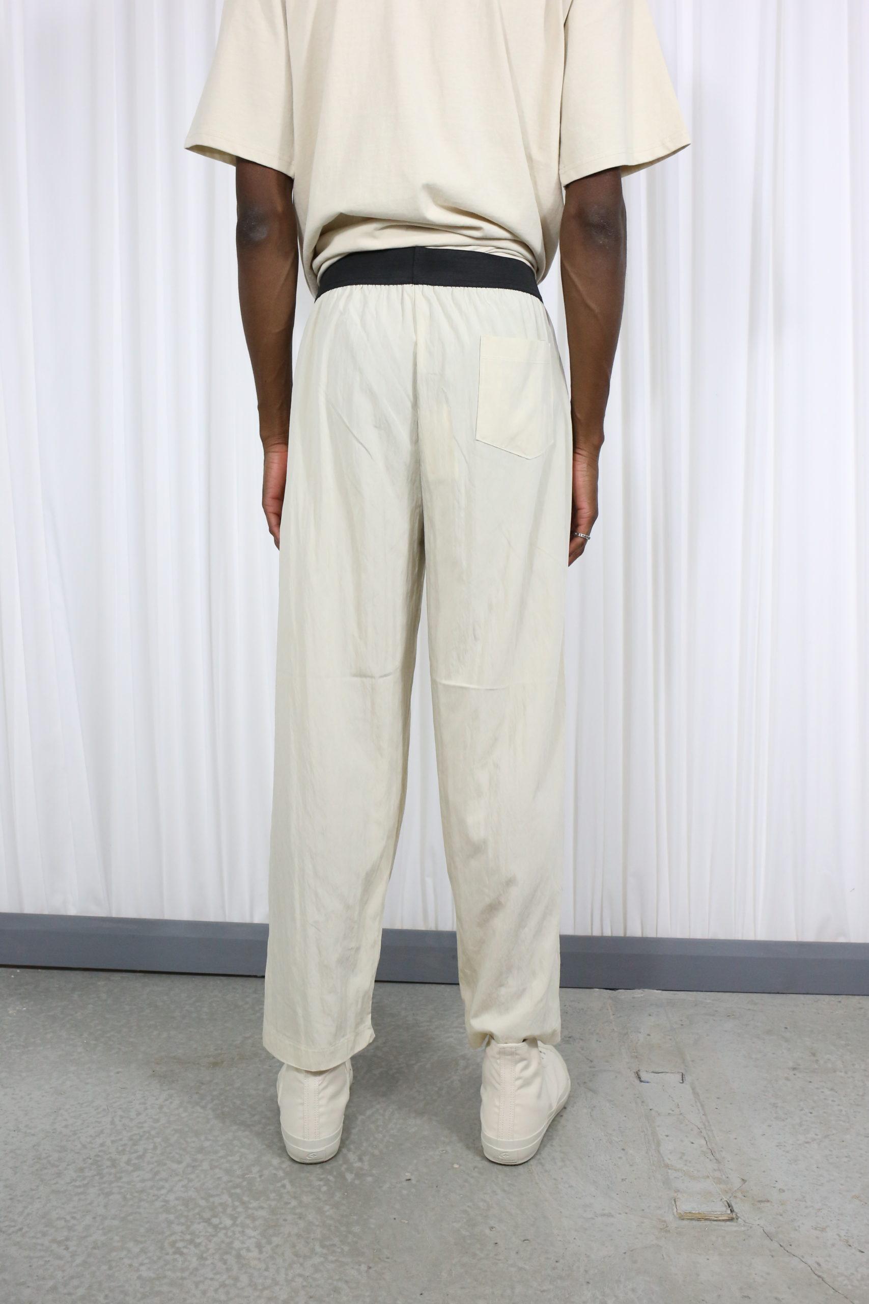 Wrinkle Banding Pants