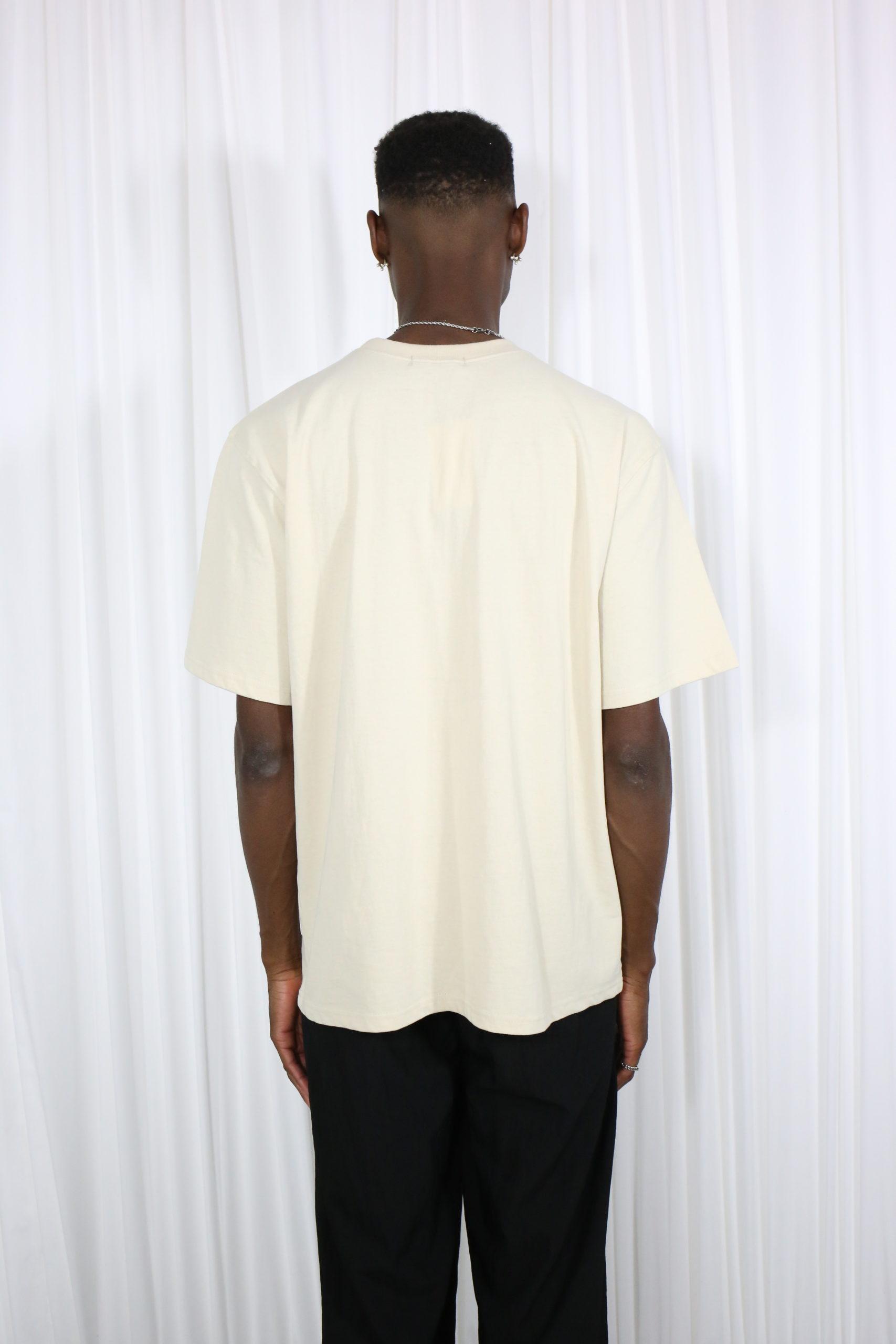 Cutting Half Shirt Warmsand