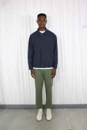 Linen Minimal Pant Khaki