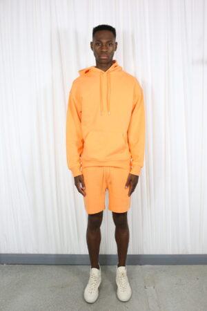 Basic Orange Hoodie