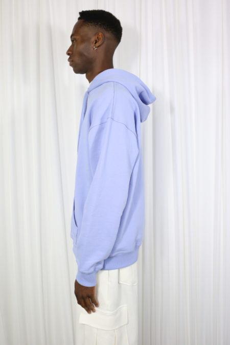 Basic blue Hoodie