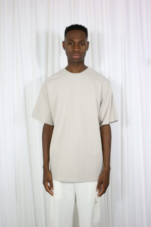 Howell Boxy Grey T-shirt