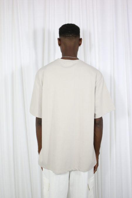Howell Boxy Grey T-shirt