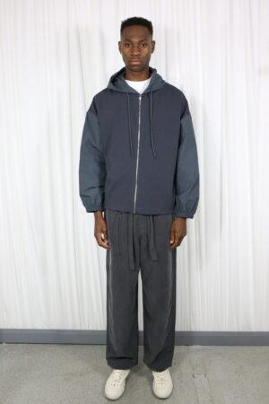 Easy Jacket Charcoal