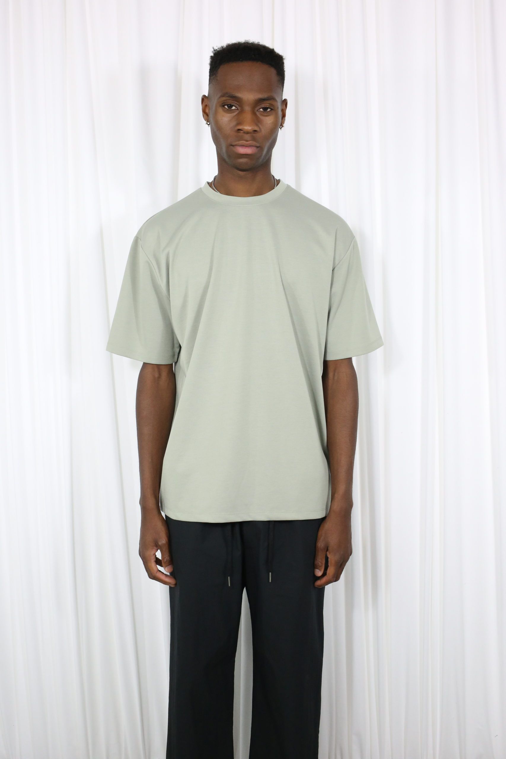 Basic Olive organic T-shirt