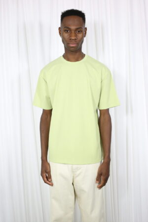 Basic Lime organic T-shirt