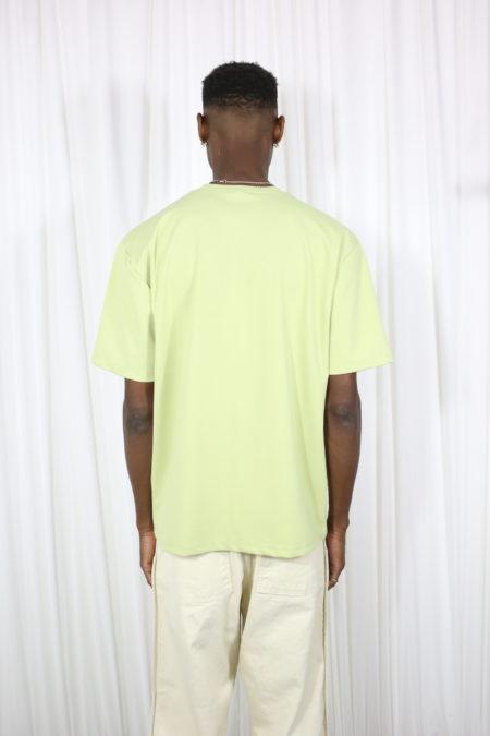 Basic Lime organic T-shirt