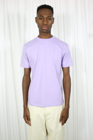 Basic Purple organic T-shirt