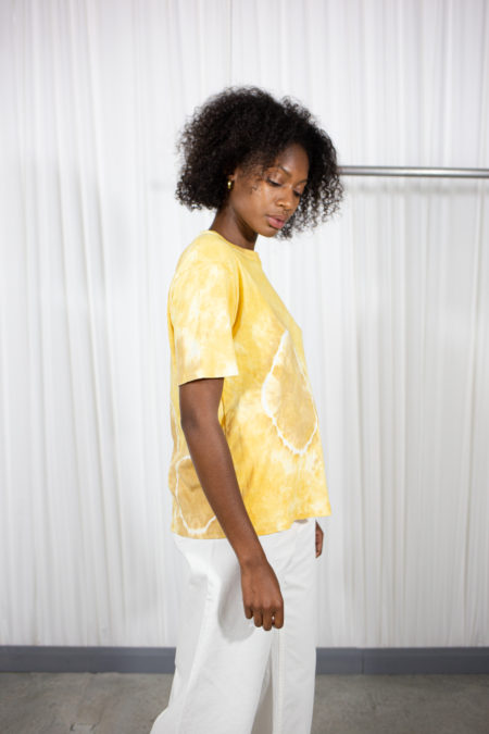 Are You Tie Dye T-shirt Yellow