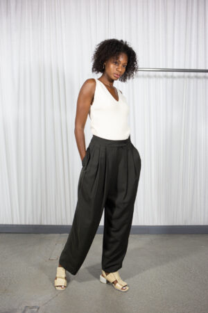 Statement Pallaw Pants