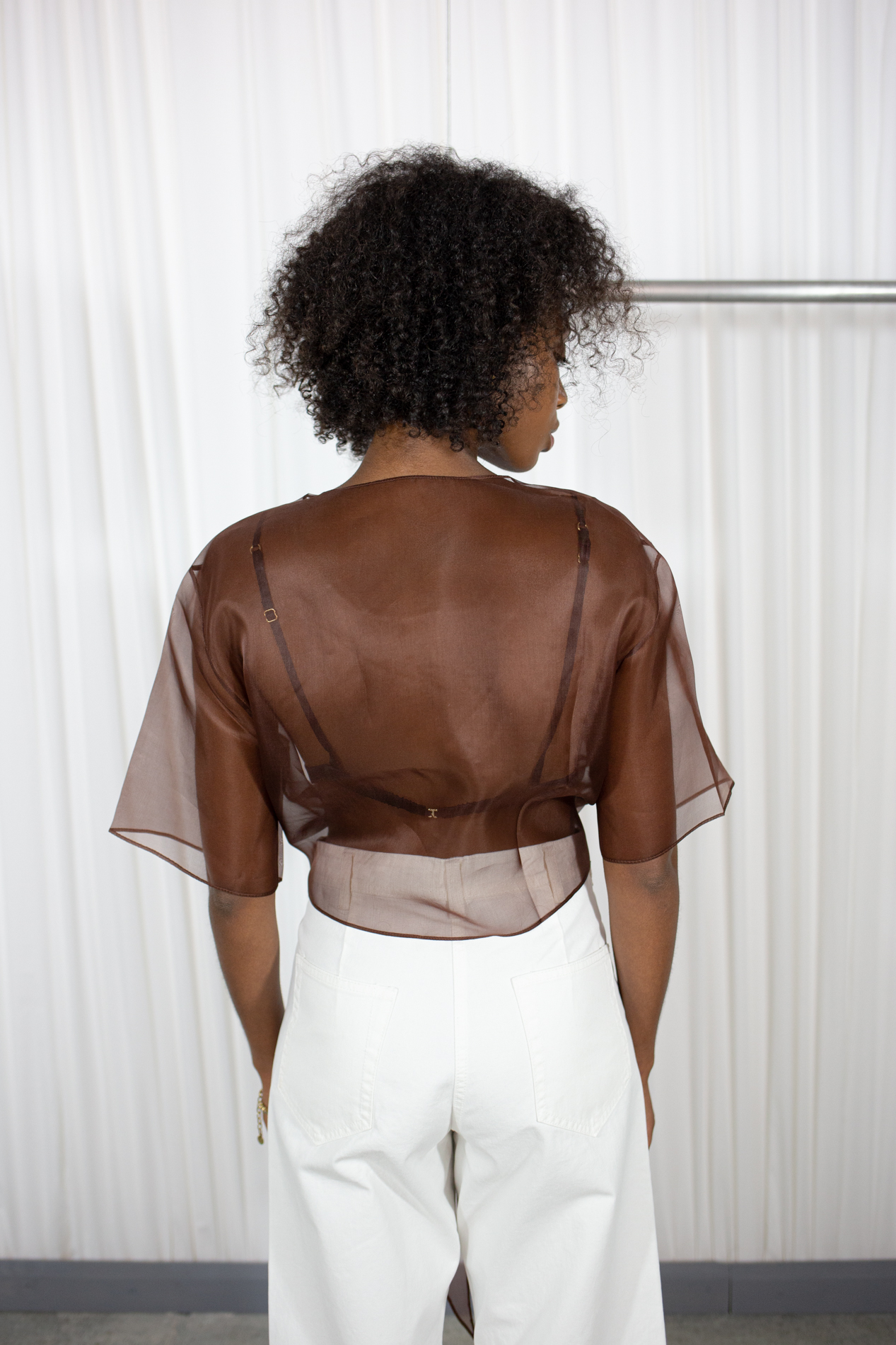 Priory Top Brown by Statement