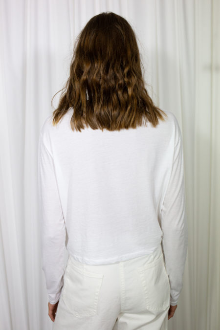 Berry T-shirt White by Table