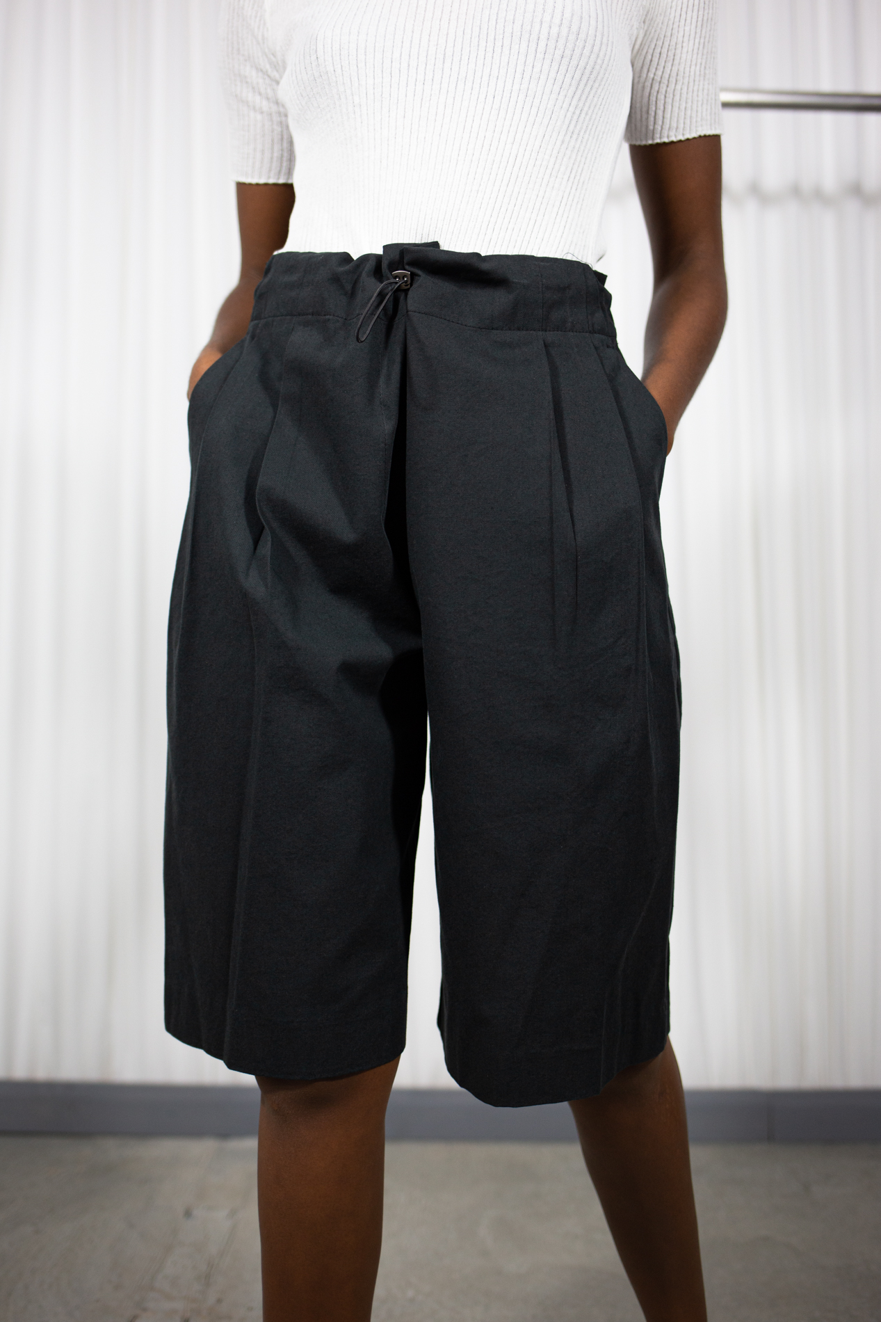 Table Free Short Pants Black