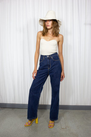 High Waist Denim by Table