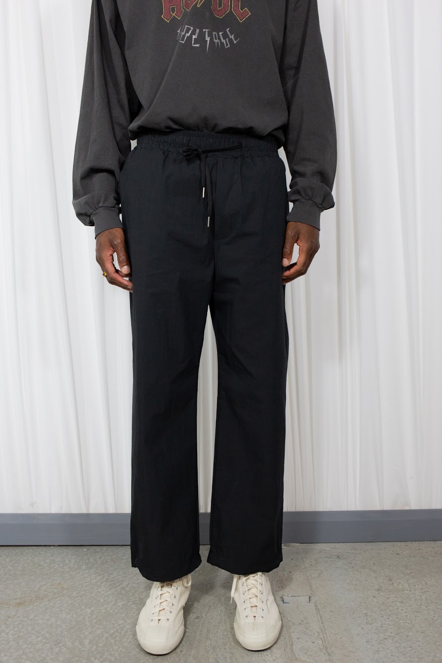 Silk String wide pant