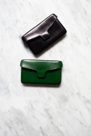 Magnetic Card Holder Black
