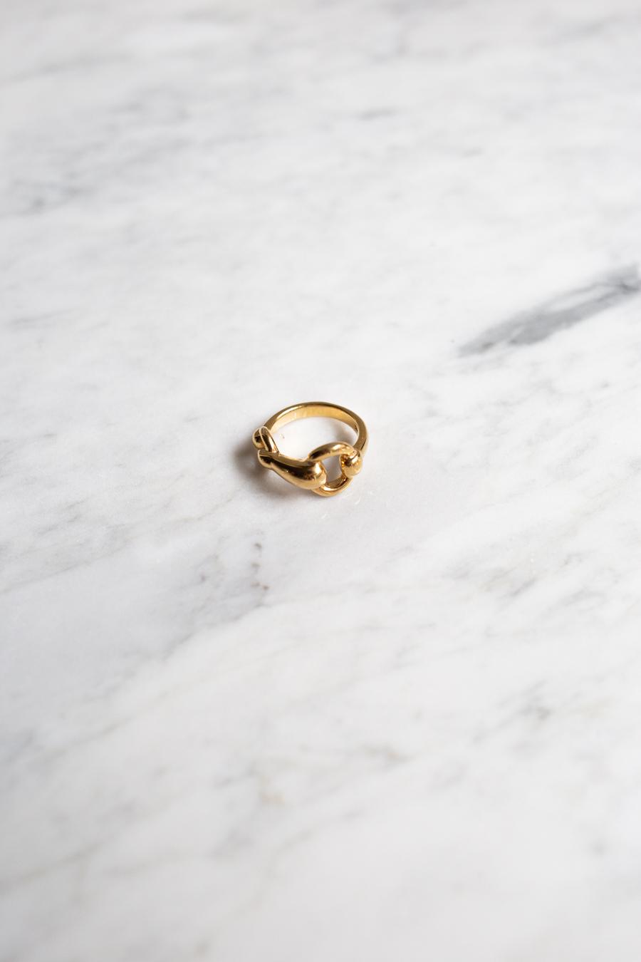 Circle Ring Gold