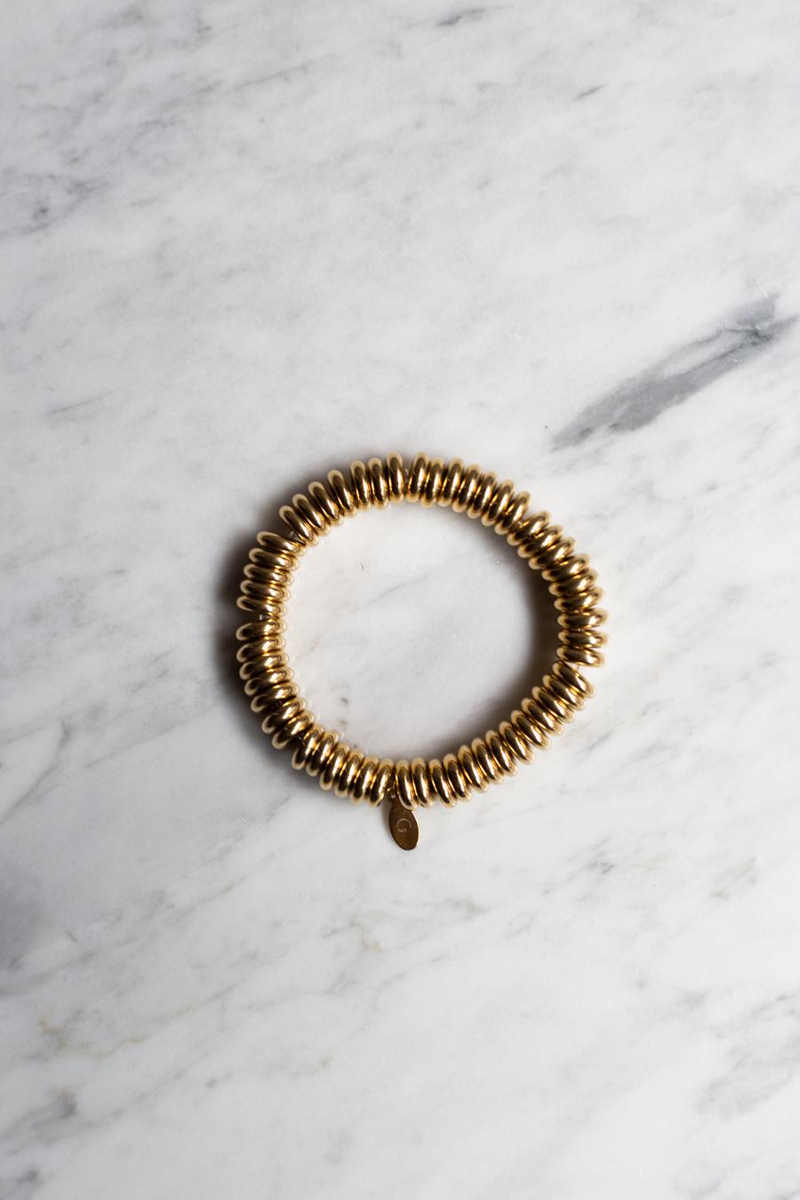 DJ Bracelet Gold