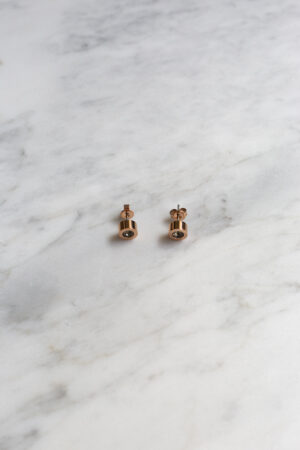 Grace Earrings Rose Gold