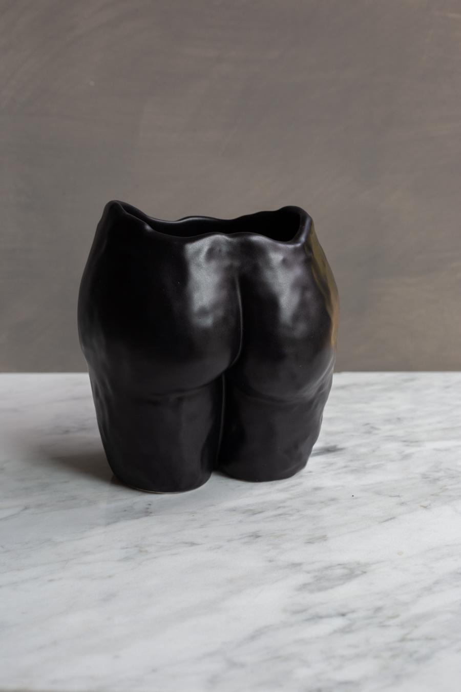 Kermiche Popotlin Pot Black