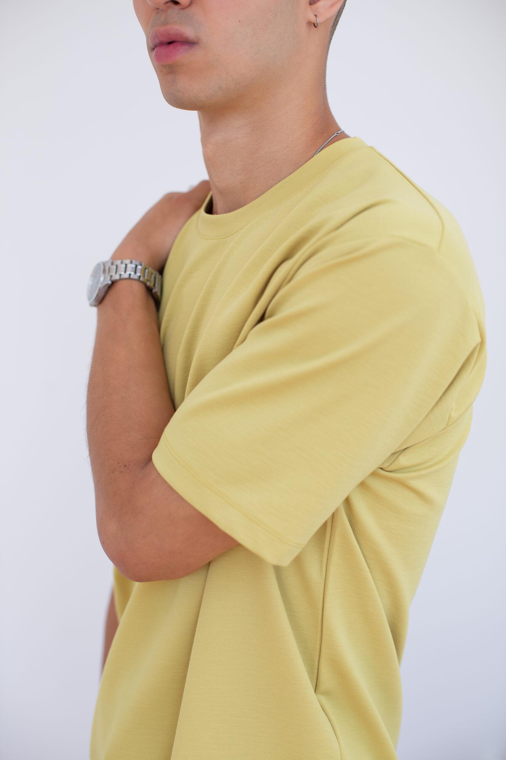 Laine T-shirt in Melon